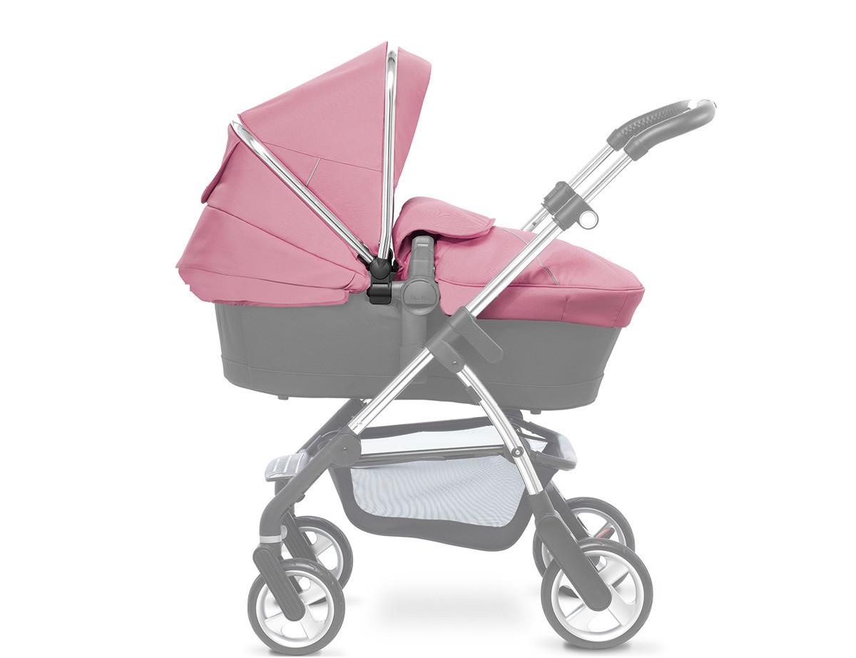 Silver Cross Комплект для изменения цвета коляски Vintage Pink для Pioneer и Wayfarer -