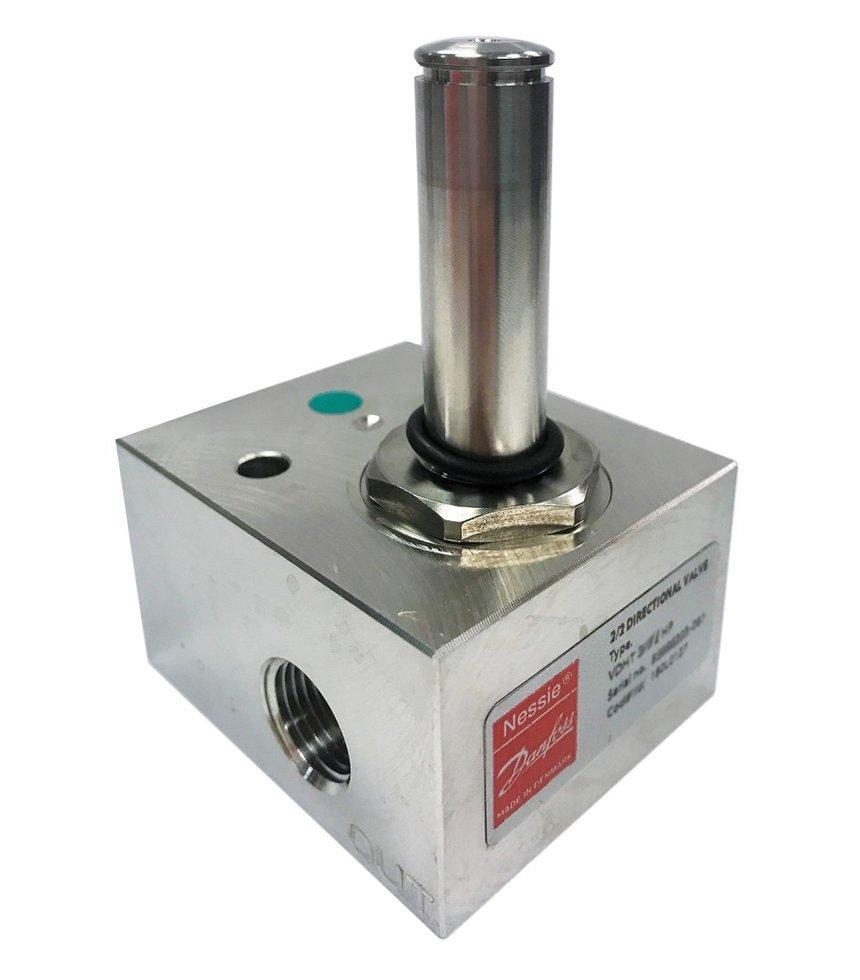 Клапаны электромагнитные типа VDHT DANFOSS