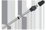 Многоэлектродные кондуктометрические датчики уровня ОВЕН ДС и ОВЕН ДУ