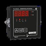 ПИД-Регулятор для управления задвижками и трехходовыми клапанами ТРМ12, фото 3