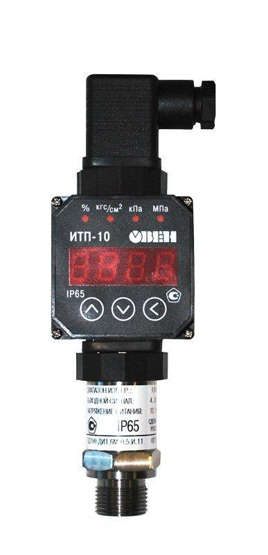Преобразователь аналоговых сигналов измерительный универсальный ИТП-10