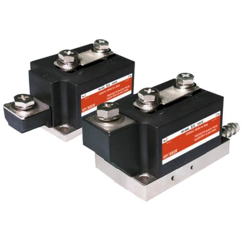 Реле твердотельные для коммутации мощной нагрузки. GwDH-xxx120. ZD3 с водяным и GaDH-xxx120. ZD3 с воздушным охлаждением