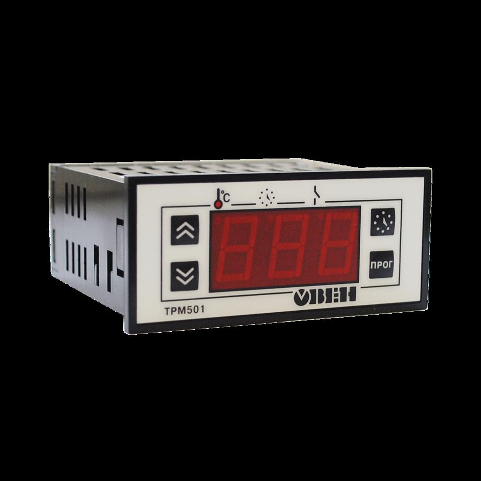 Реле-регулятор с таймером одноканальный ТРМ501