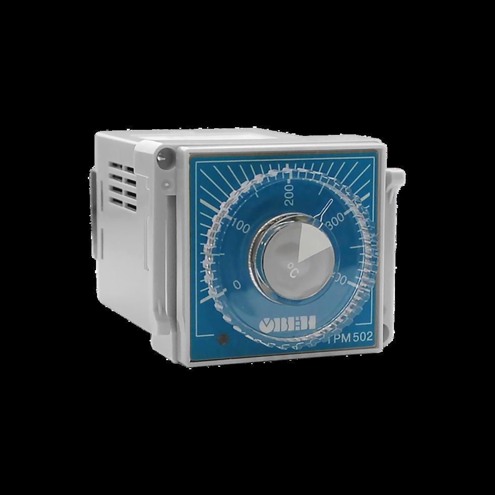 Реле-регулятор температуры с термопарой ТХК одноканальный ТРМ502