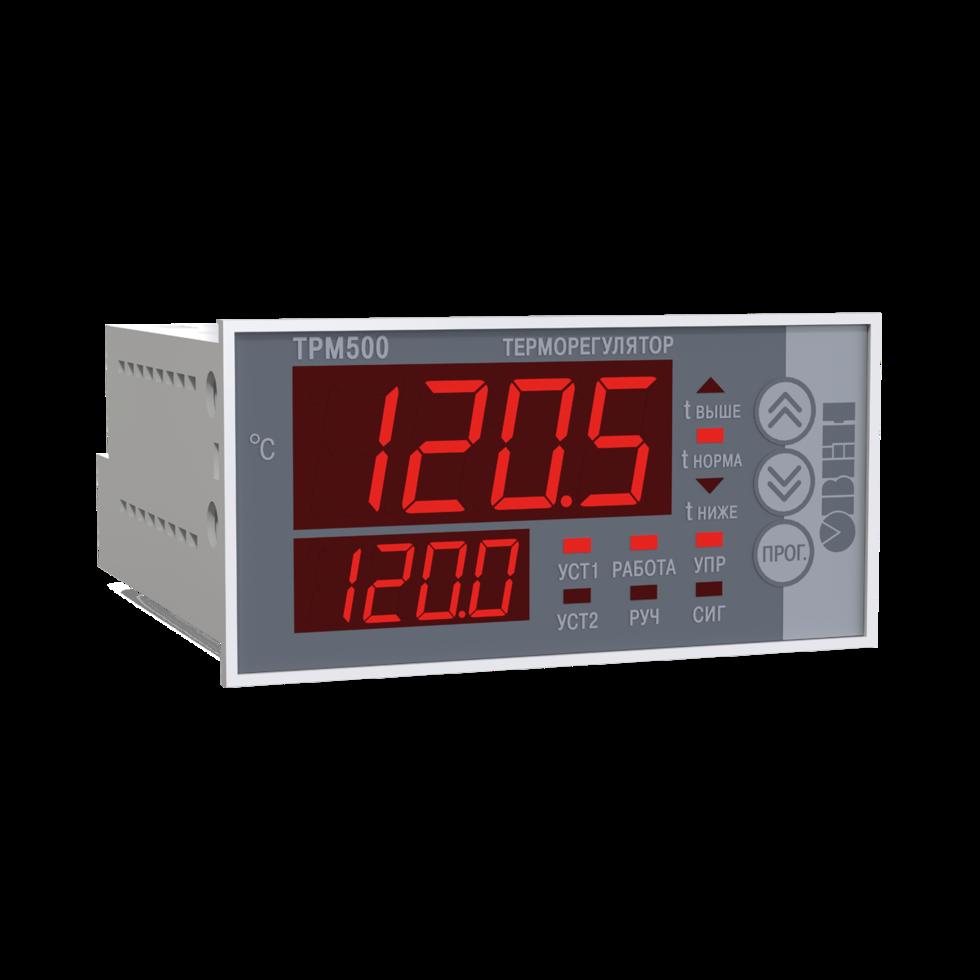 Терморегулятор экономичный одноканальный ТРМ500