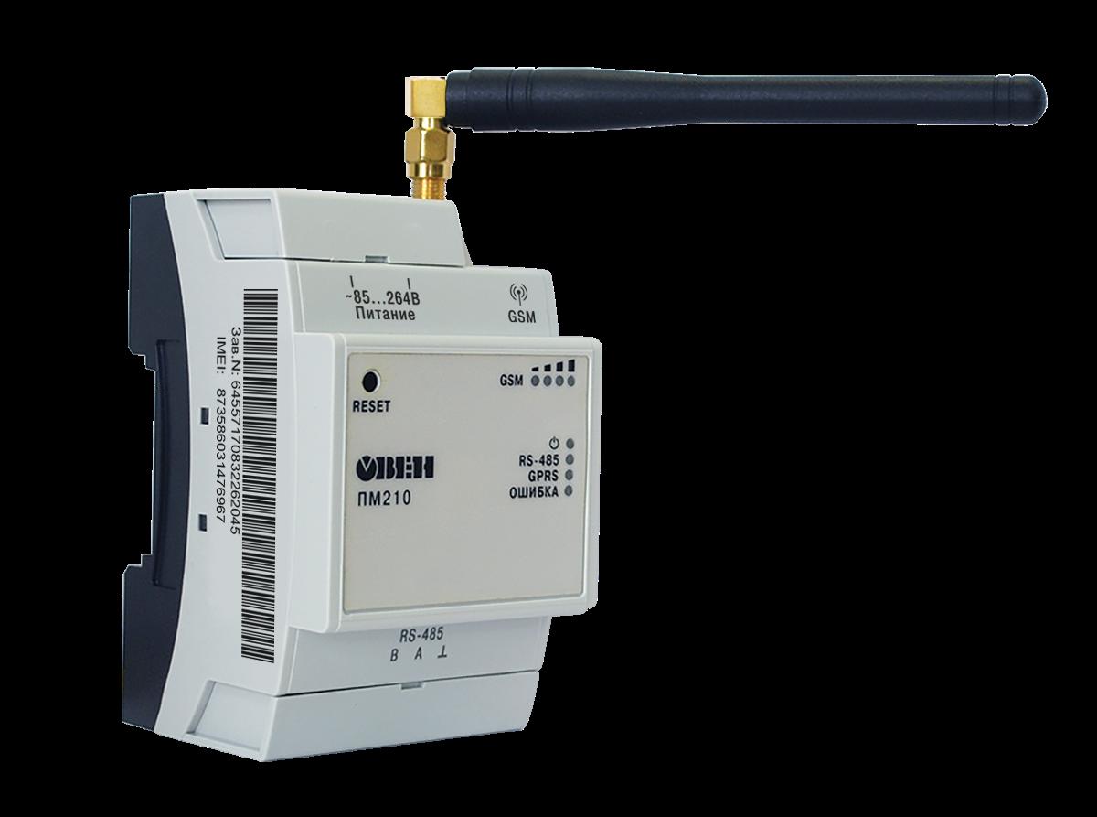 Шлюз сетевой для доступа к сервису OwenCloud ПМ210