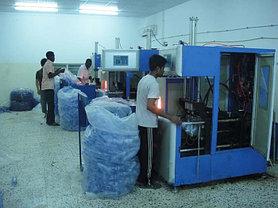 Полуавтомат выдува ПЭТ-тары 1-5 литров, 1000 бут/час, фото 2