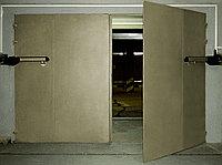 Противопожарные  распашные ворота, фото 1