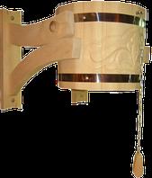 Обливное устройство 20 л (кедр)