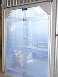 Распашные пленочные ворота, фото 4
