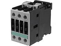 Siemens 3RT1025-1AP00 Контактор 3-х полюсный 17А, 7.5KW/(макс допустимый ток 40А) 220V AC