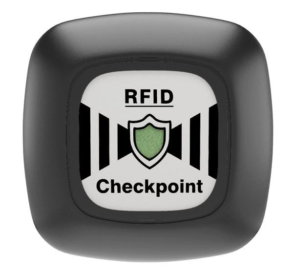 Контрольная RFID метка VGL Патруль 3, черная