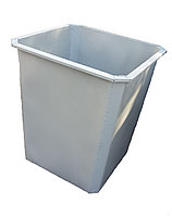 Металлические мусорные контейнеры 0,75 куб. (НДС 12% в т.ч.)