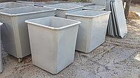 Мусорные контейнеры толщина 2 мм (НДС 12% в т.ч.)