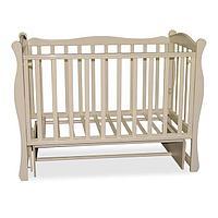 Детская кроватка Антел Северянка 2/3 слон кость