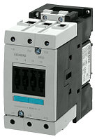 SIEMENS 3RT1046-1AP00 Контактор 3-х полюсный 95А,45KW/(макс допустимый ток 120А) 220V AC