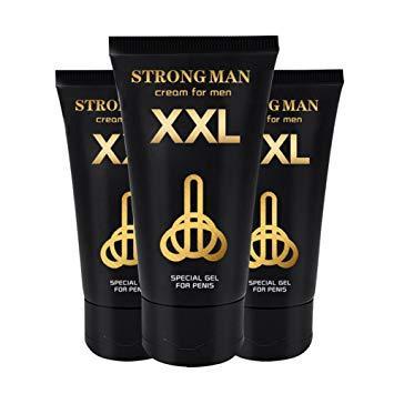 Strong Man XXL (Стронг Мэн ИксИксЭль) – гель для увеличения пениса
