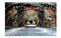 Одноструйная форсунка для фонтана (бронза), фото 1