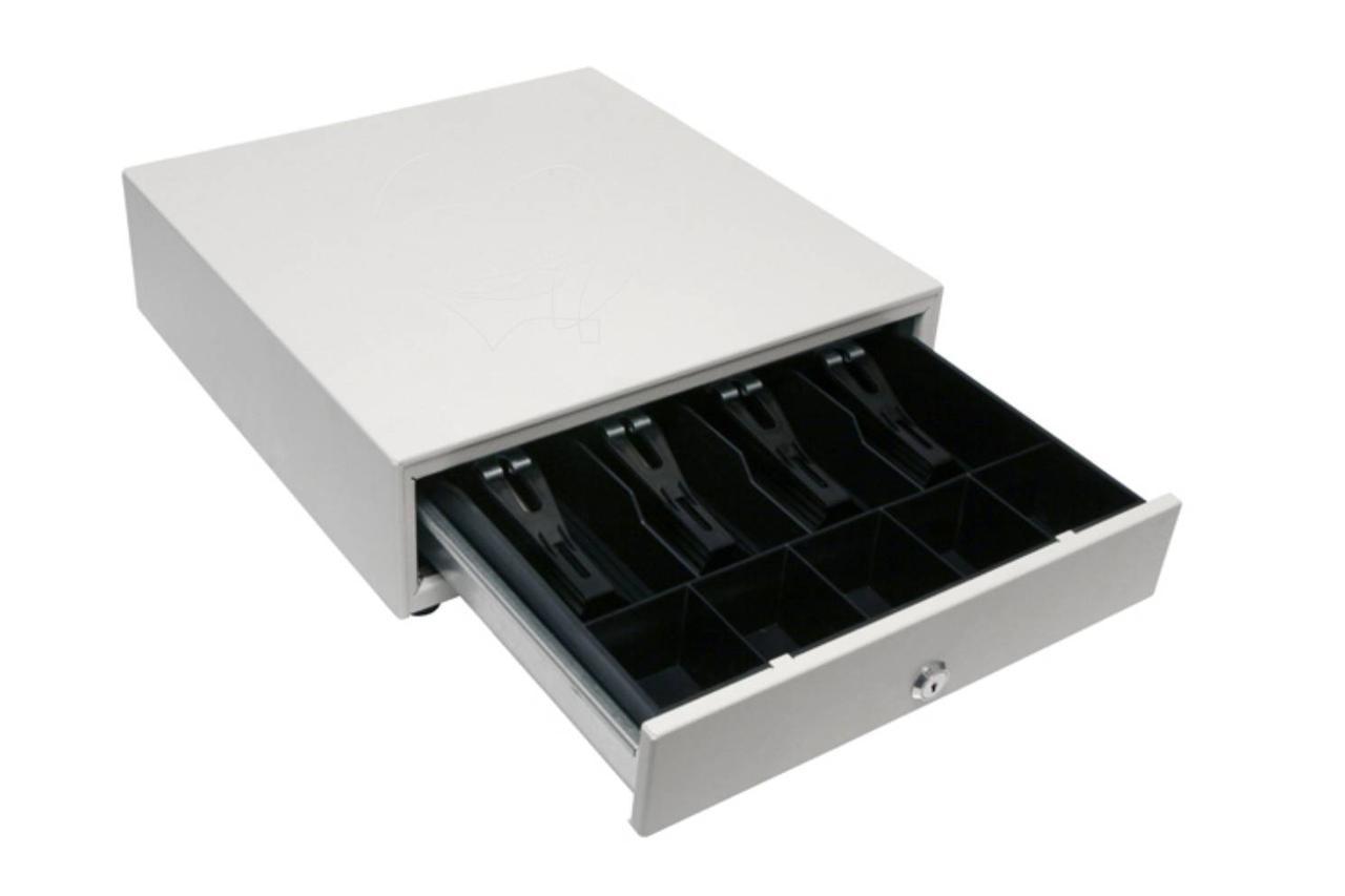 Денежный ящик ШТРИХ-midiCD (белый)(электромеханический)