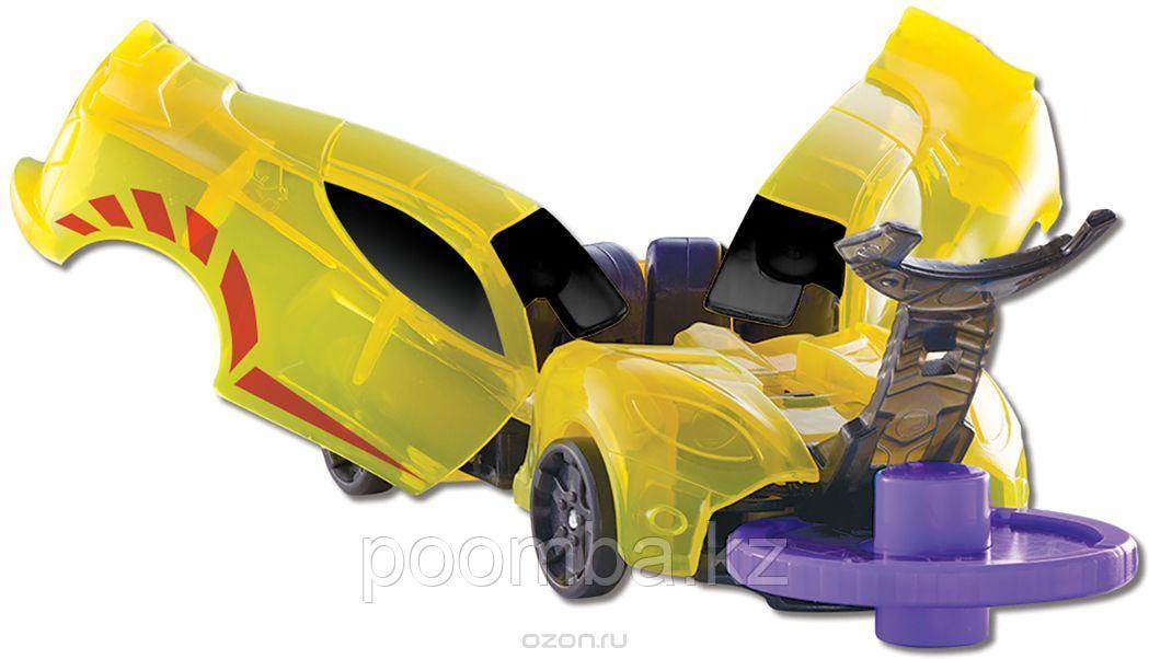 Дикие Скричеры. Машинка-трансформер Спаркбаг - фото 3
