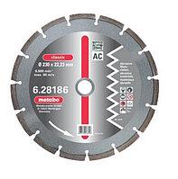 Алмазный круг classic, 115мм, абраз.м, сегментир.