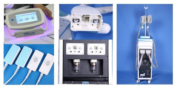 Аппарат Криолиполиза Cryo  lipolaser