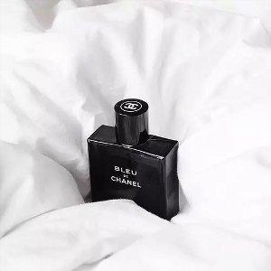 Мужской аромат Bleu de Chanel от Chanel