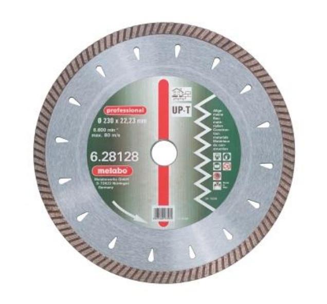 Алмазный круг professional, 115мм, универсал,Turbo