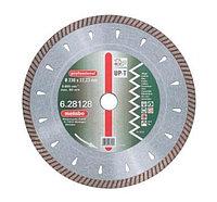 Алмазный круг professional, 125мм, универсал,Turbo