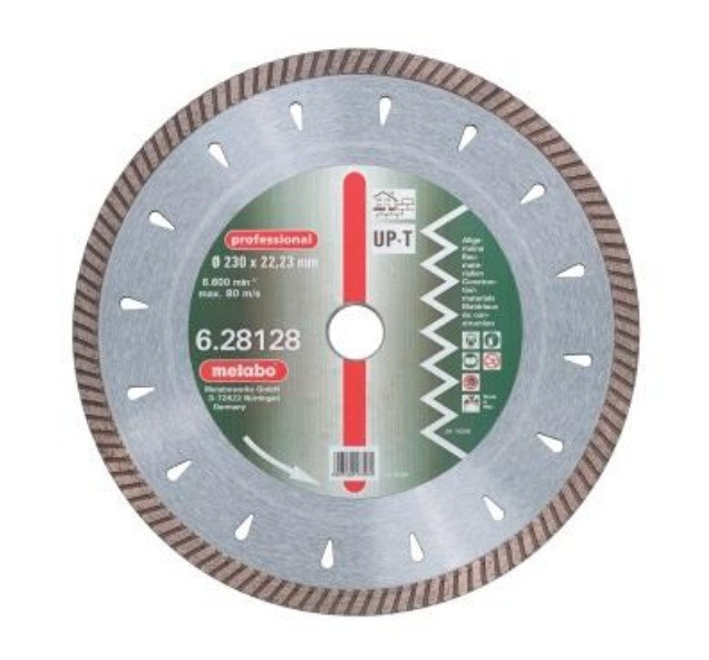 Алмазный круг professional, 180мм, универсал,Turbo