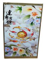 """Инфракрасный электрообогреватель-картина """"Китайские рыбки"""", 500 ват, 105*59 см"""