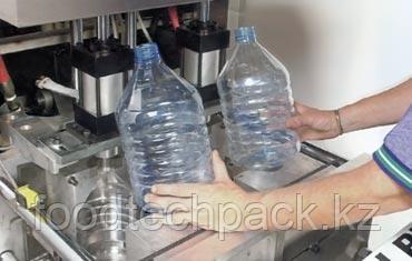 Полуавтоматические машины для выдува PET-бутылок NORLAND BM-8L