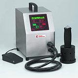 Оборудование для индукционной запайки горлышек  бутылок  и банок с использованием металлополимерных вкладышей, фото 2