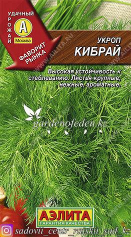"""Семена укропа Аэлита """"Кибрай""""., фото 2"""