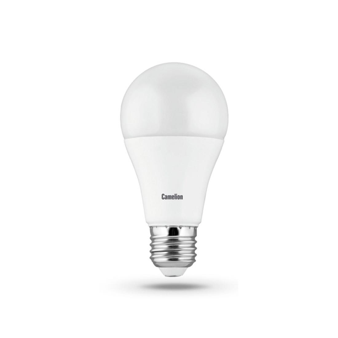 Эл. лампа светодиодная Camelion А60/4500К/E27/13Вт, Холодный