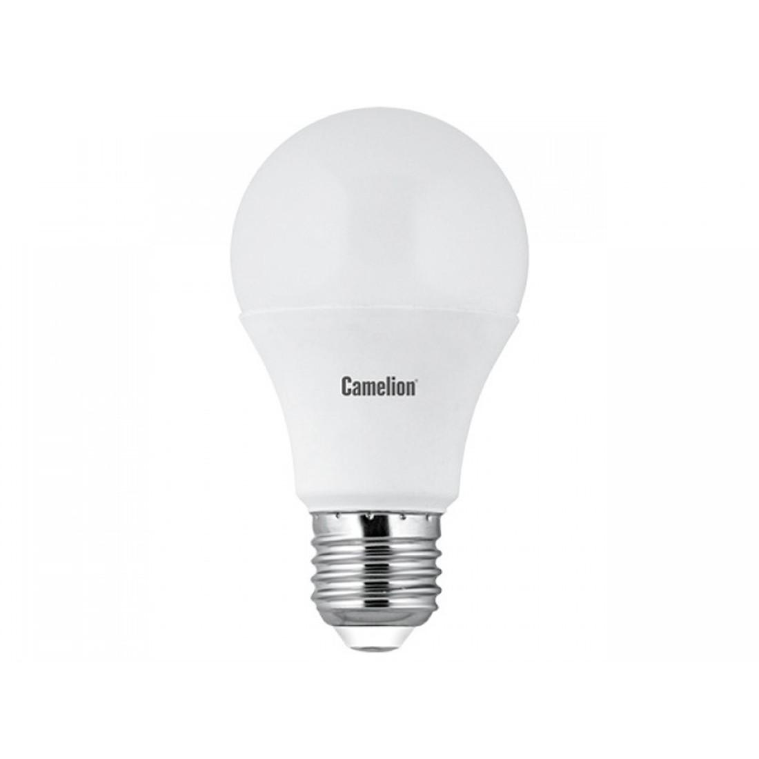 Эл. лампа светодиодная Camelion А60/6500К/E27/11Вт, Дневной