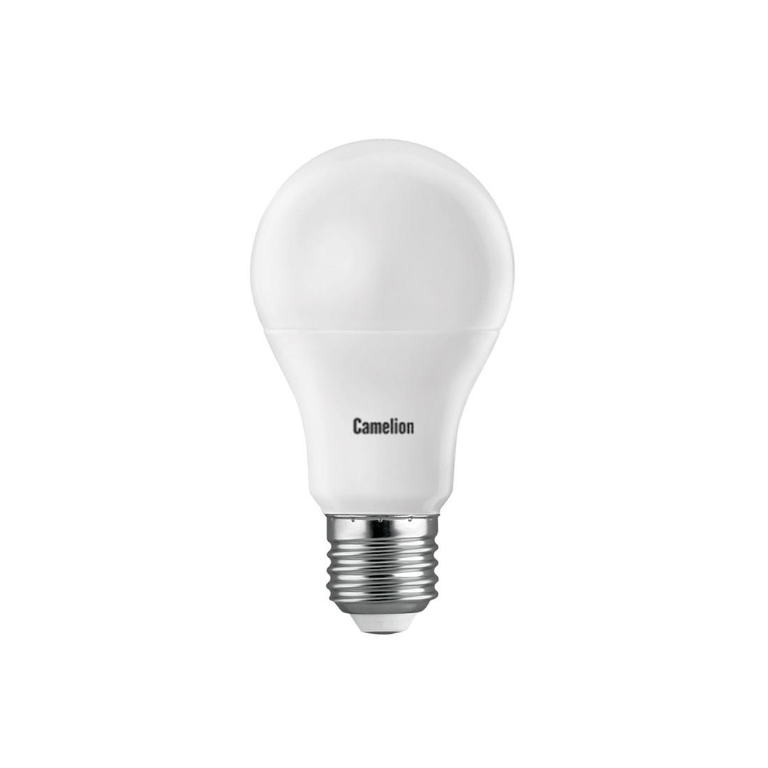 Эл. лампа светодиодная Camelion А60/6500К/E27/13Вт, Дневной