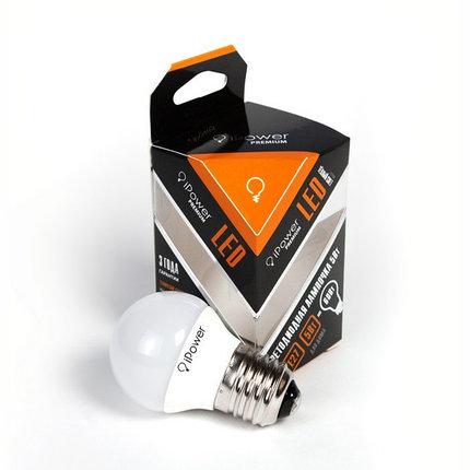 Светодиодная лампа iPower Premium IPPB5W2700KE27, фото 2