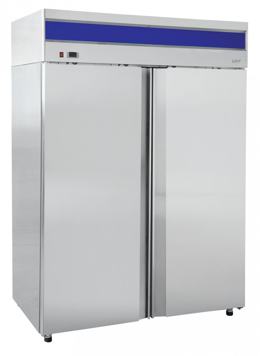 Шкаф холодильный нерж. (1485х820х2050) среднетемпературный