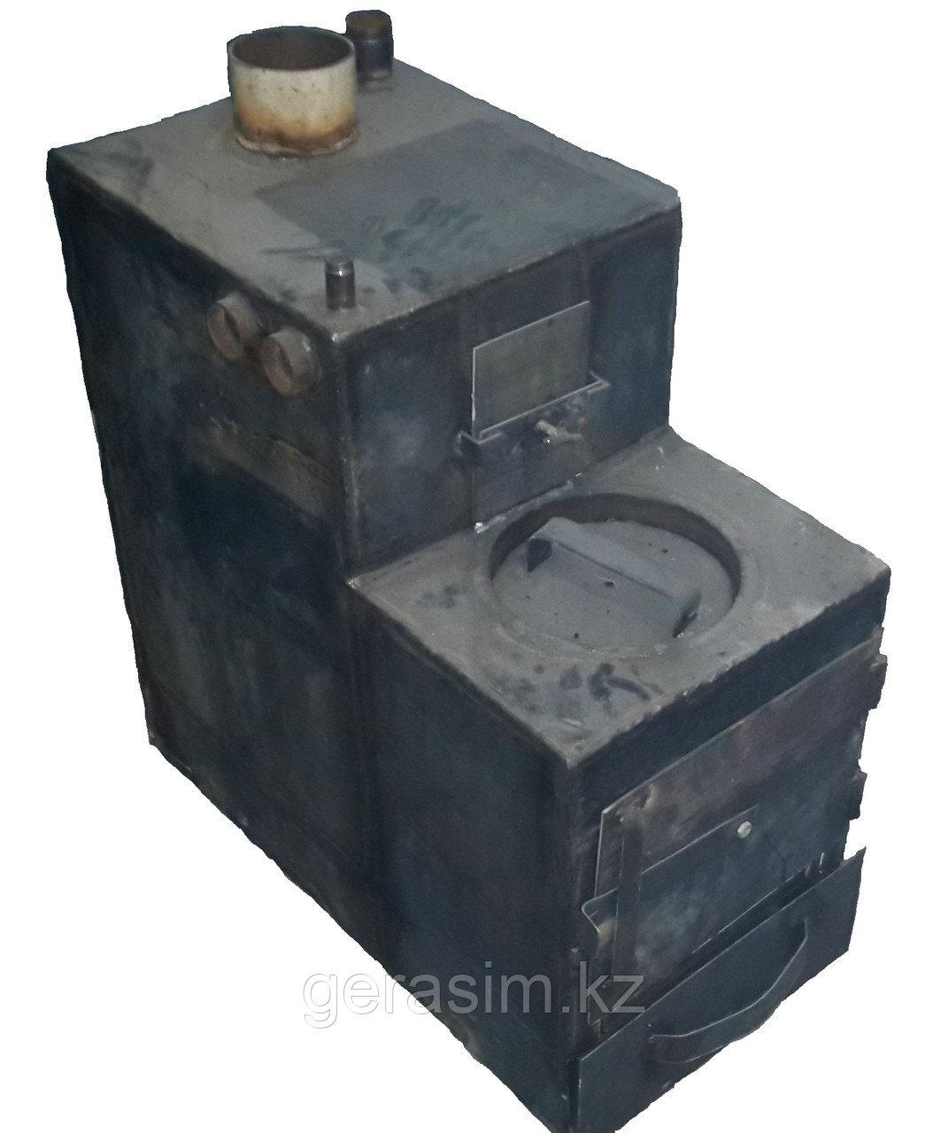 Печь (Сапог) уголь-электричество