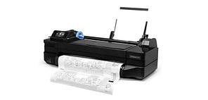 Плоттер HP Designjet T120 (CQ891С)