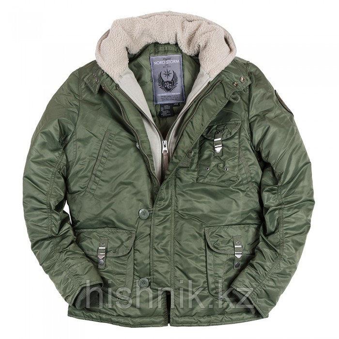 Куртка RANGER BRONZE GREEN