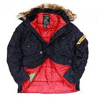 Куртка Аляска N3B HUSKY II INK RED