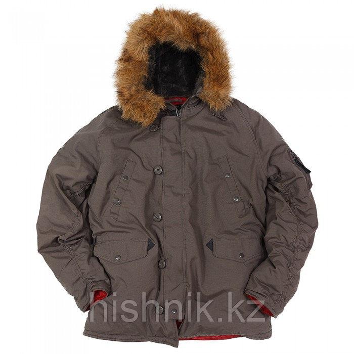 Куртка Аляска N3B OXFORD BUNGEE CORD