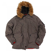 Куртка Аляска N3B OXFORD BUNGEE CORD, фото 1