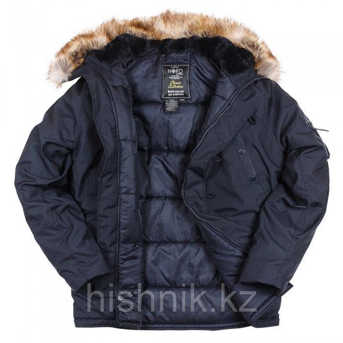 Куртка Аляска N3B OXFORD INKINK