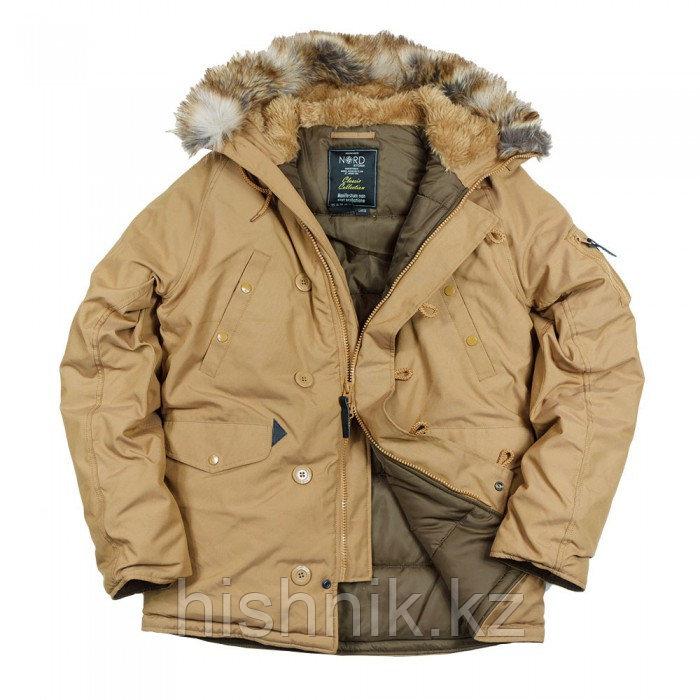 Куртка Аляска N3B OXFORD APPLE CINNAMON