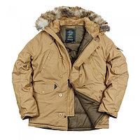 Куртка Аляска N3B OXFORD APPLE CINNAMON, фото 1