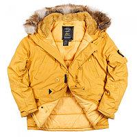 Куртка Аляска N3B OXFORD GOLDEN GLOW