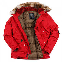 Куртка Аляска N3B OXFORD JESTER RED, фото 1